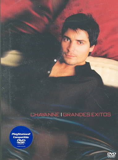 GRANDES EXITOS BY CHAYANNE (DVD)