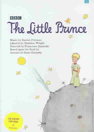 LITTLE PRINCE BY PORTMAN,RACHEL (DVD)
