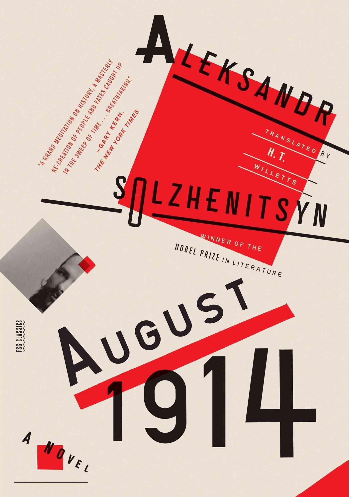 August 1914 By Solzhenitsyn, Aleksandr Isaevich